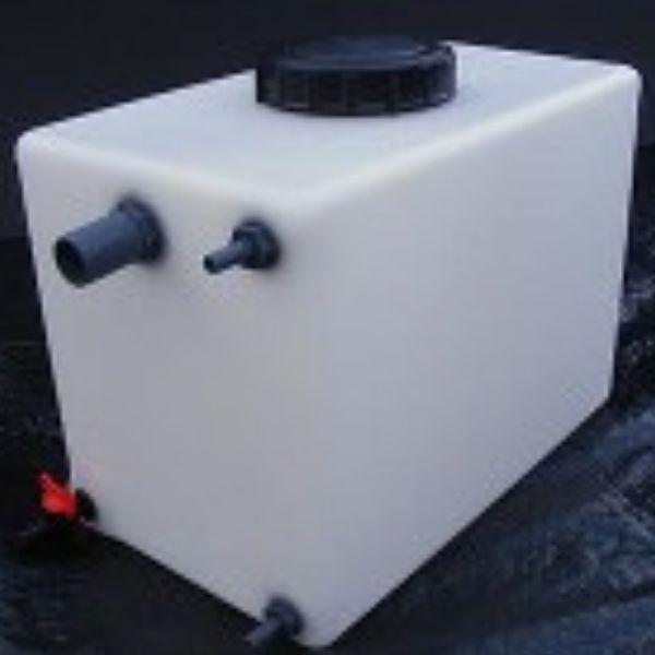 Fresh Water Tank 50 Litre Horsebox Components